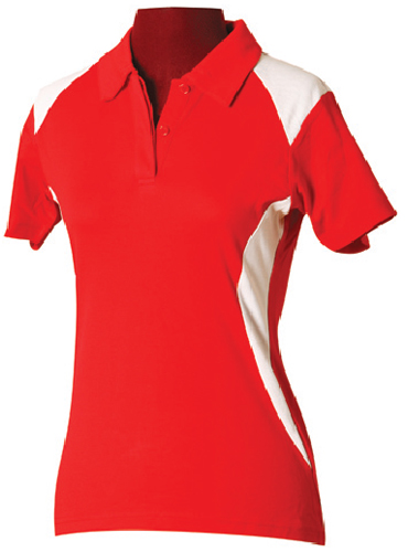WS Winner TrueDry Ladies Contrast Polo PS32A 7