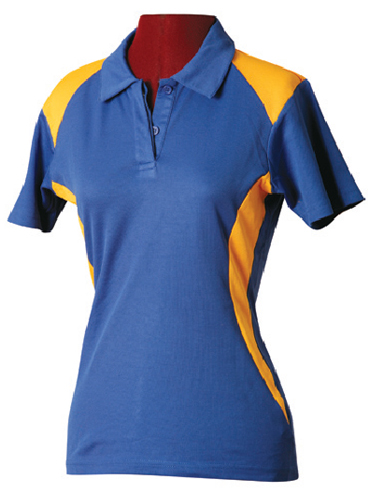 WS Winner TrueDry Ladies Contrast Polo PS32A 8