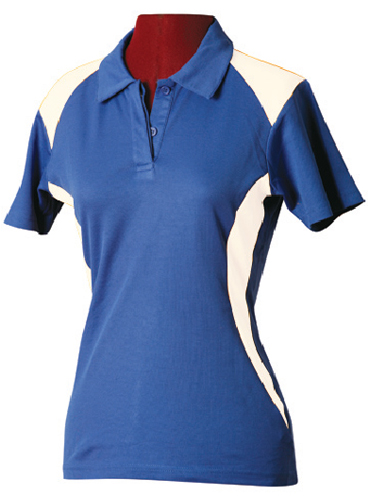 WS Winner TrueDry Ladies Contrast Polo PS32A 9
