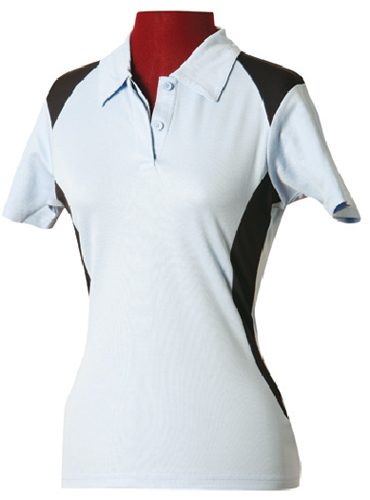WS Winner TrueDry Ladies Contrast Polo PS32A 10