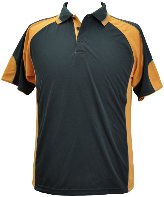 WS Alliance Kids CoolDry Contrast Polo PS61K 6