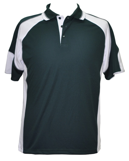 WS Alliance Mens CoolDry Contrast Polo PS61 7