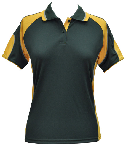 WS Alliance Ladies CoolDry Contrast Polo PS62 6