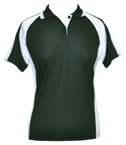 WS Alliance Ladies CoolDry Contrast Polo PS62 7