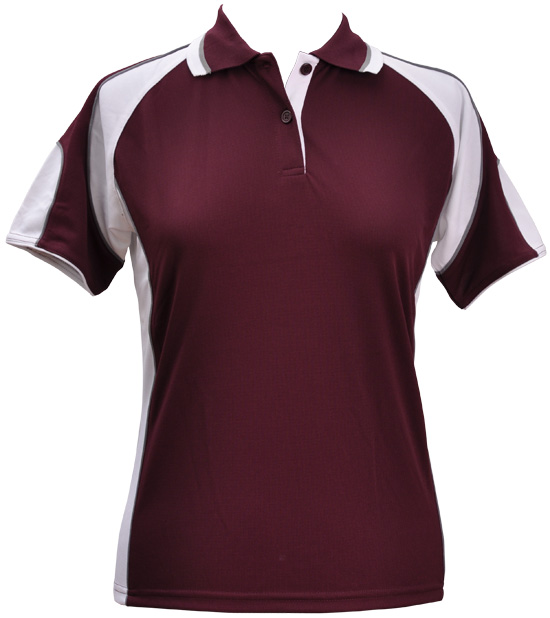 WS Alliance Ladies CoolDry Contrast Polo PS62 8