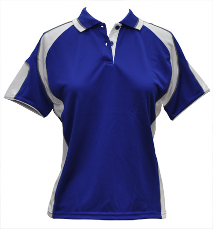 WS Alliance Ladies CoolDry Contrast Polo PS62 9