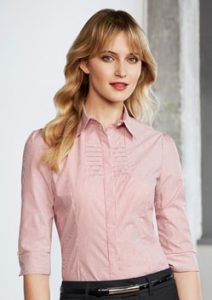 Biz Berlin Ladies 3/4 Sleeve Shirt S121LT