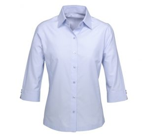 Biz Ambassador Ladies 3/4 Sleeve Shirt S29521 4