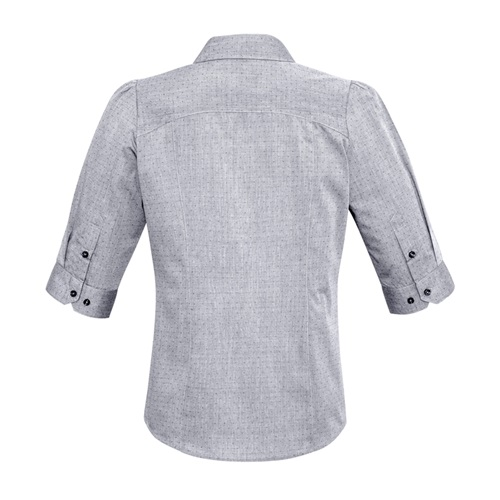 Biz Trend Ladies 3/4 Sleeve Shirt S622LT 5