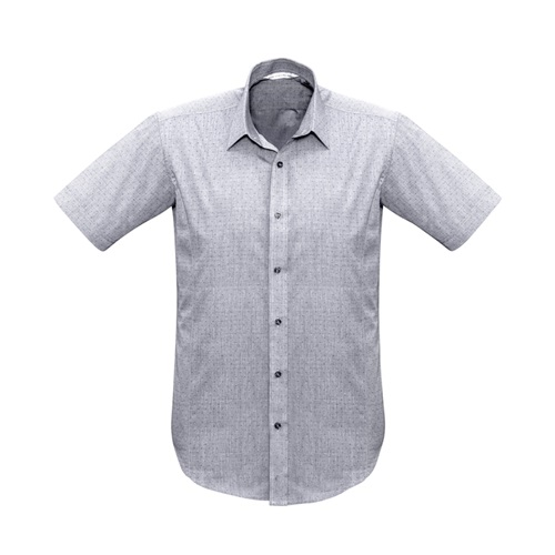 Biz Trend Mens Short Sleeve Shirt S622MS