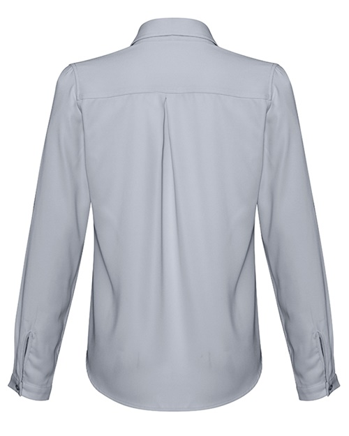 Biz Madison Ladies Long Sleeve Shirt S626LL 7
