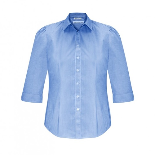 Biz Euro Ladies 3/4 Sleeve Shirt S812LT 3