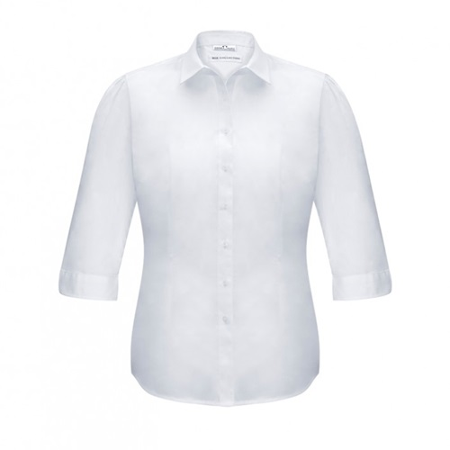Biz Euro Ladies 3/4 Sleeve Shirt S812LT 4