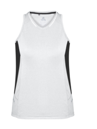 Biz Renegade Ladies Sports Singlet SG702L 10