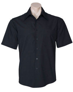 Biz Metro Mens Short Sleeve Shirt SH715 6