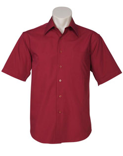 Biz Metro Mens Short Sleeve Shirt SH715 8
