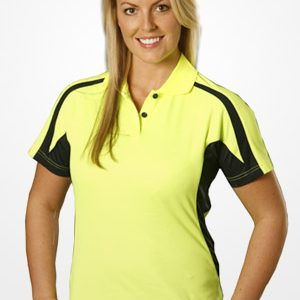 WS Hi-Vis Fashion Ladies Polo SW26