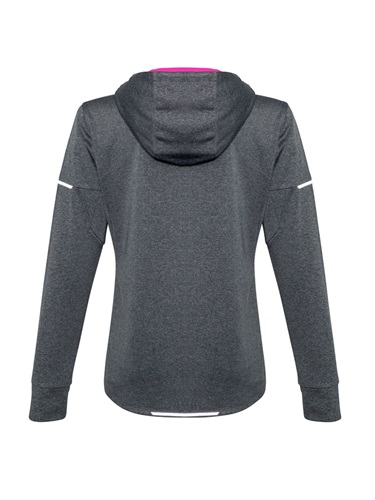 Biz Pace Ladies Biz Cool Athletic Warm Up Hoodie SW635L 5