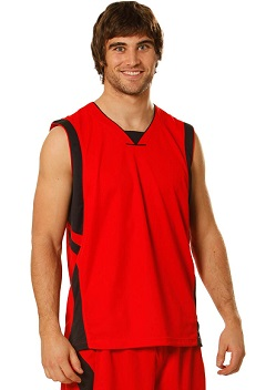 WS Slamdunk Adults Basketball Singlet TS83 1