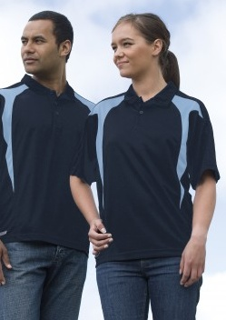 GFL Spliced Zenith Womens Polo WDGSP