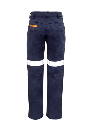 SYZ Mens Traditional Style Taped Work Pant ZP523 3