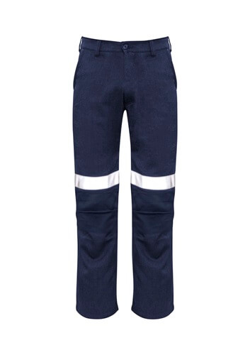 SYZ Mens Traditional Style Taped Work Pant ZP523 2