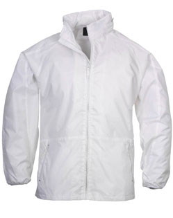 Biz Spinnaker Light Showerproof Unisex Jacket J833 2
