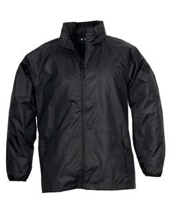 Biz Spinnaker Light Showerproof Unisex Jacket J833 3