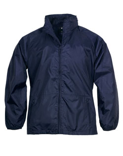 Biz Spinnaker Light Showerproof Unisex Jacket J833 4