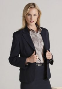 BC Ladies Cool Stretch Plain Short-Mid Length Jacket 60111