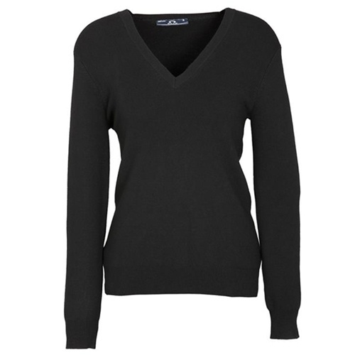Biz V-Neck Ladies Pullover LP3506 2