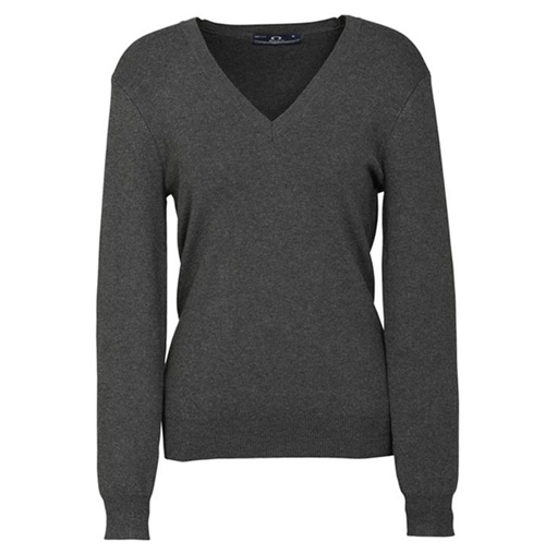 Biz V-Neck Ladies Pullover LP3506 3