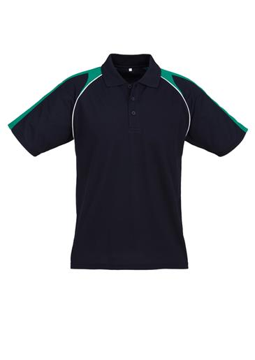 Biz Triton Cotton-Backed Mens Polo P225MS 5