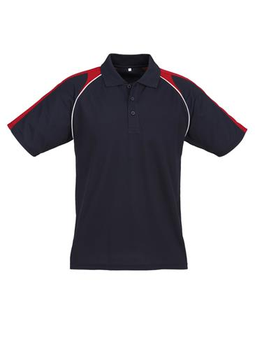 Biz Triton Cotton-Backed Mens Polo P225MS 4