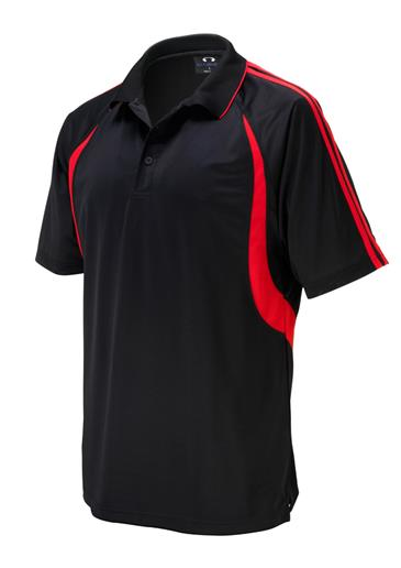 Biz Flash Mens Snag Resistent Short Sleeve Polo P3010 6