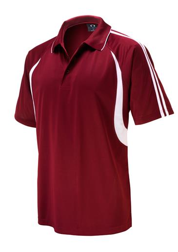 Biz Flash Mens Snag Resistent Short Sleeve Polo P3010 4