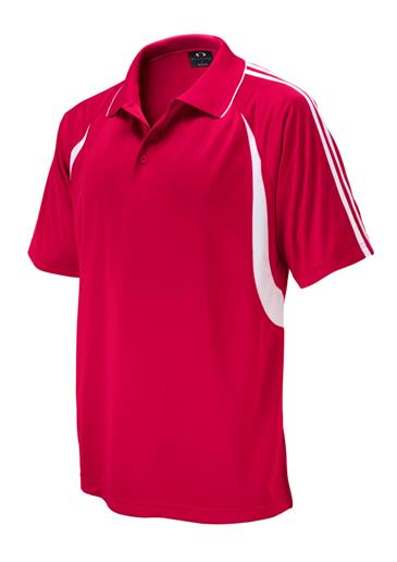 Biz Flash Mens Snag Resistent Short Sleeve Polo P3010 7