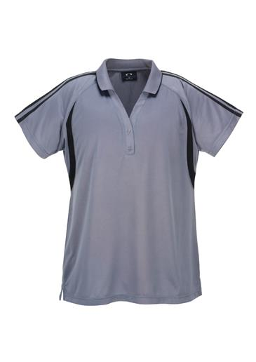 Biz Flash Ladies Snag Resistent Short Sleeve Polo P3025