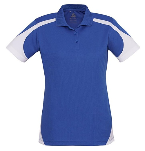 Biz Talon Ladies Mesh Polo P401LS