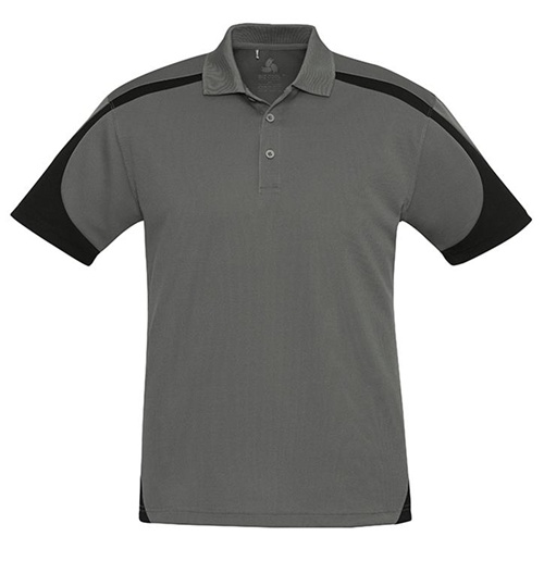 Biz Talon Mens Mesh Polo P401MS 2