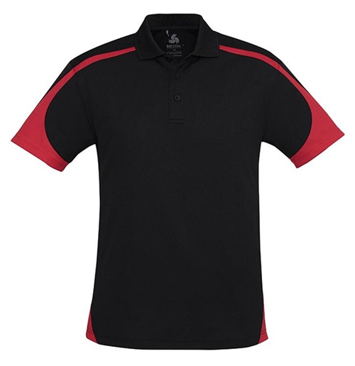Biz Talon Mens Mesh Polo P401MS 6
