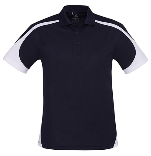 Biz Talon Mens Mesh Polo P401MS 8