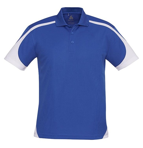 Biz Talon Mens Mesh Polo P401MS 10