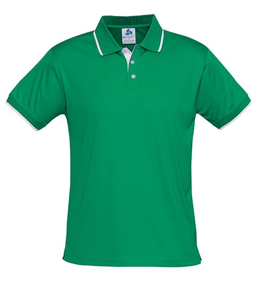 Biz Miami Mens Biz Cool Polo P402MS 4