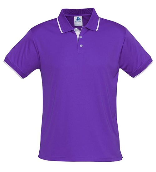 Biz Miami Mens Biz Cool Polo P402MS 5