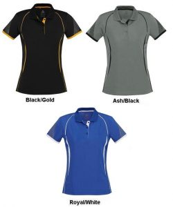 Biz Razor Ladies Sports Polo P405LS 4