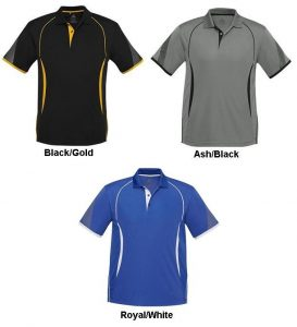 Biz Razor Mens Sports Polo P405MS