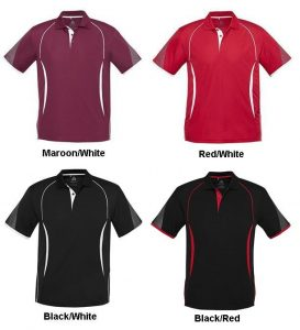 Biz Razor Mens Sports Polo P405MS 3