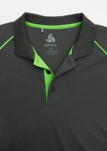 Biz Razor Mens Sports Polo P405MS 5