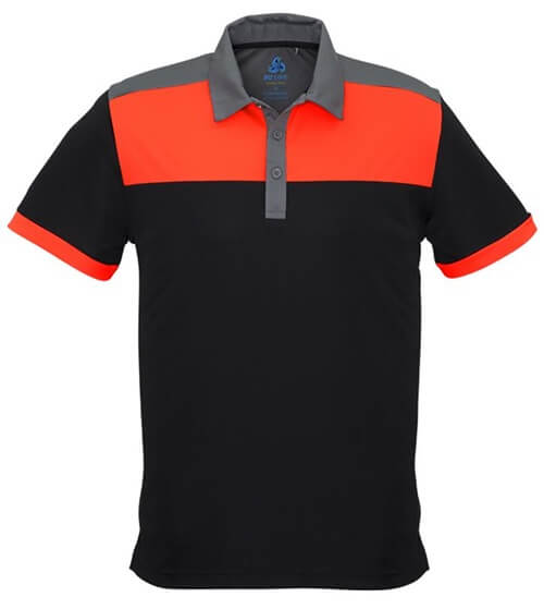 Biz Charger Mens Sports Polo P500MS 2
